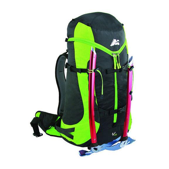 Рюкзак Marsupio Y45 Nero Verde