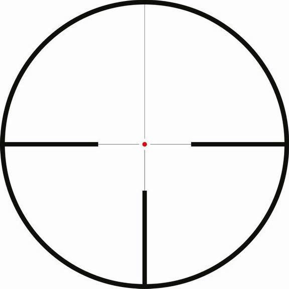 Прицел оптический Hawke Endurance 30 1.5-6x44 (L4A IR Dot)