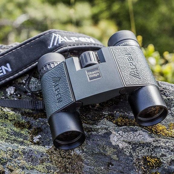 Бинокль Alpen Shasta Ridge II 10x25 WP