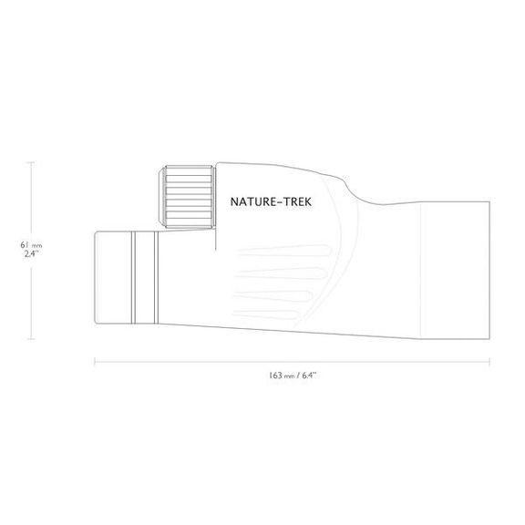 Монокуляр Hawke Nature Trek 15x50 WP