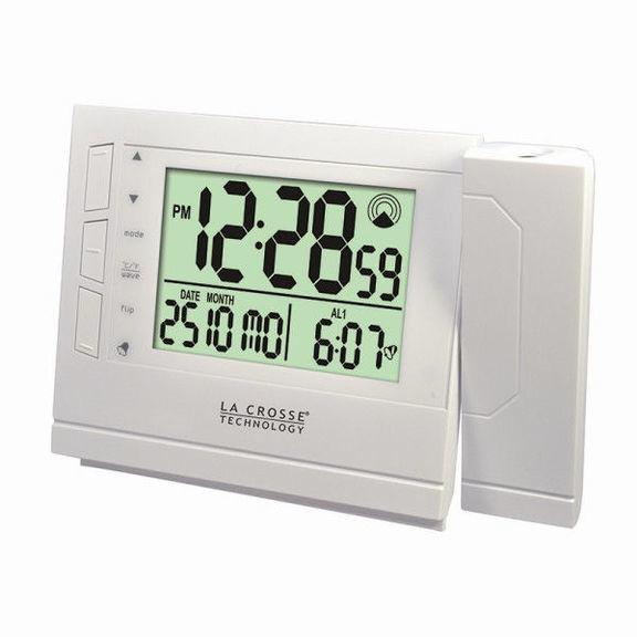 Проекционные часы La Crosse WT519-WHI