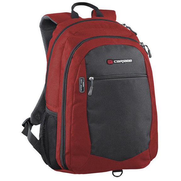 Рюкзак Caribee Data Pack 30 Red/Charcoal