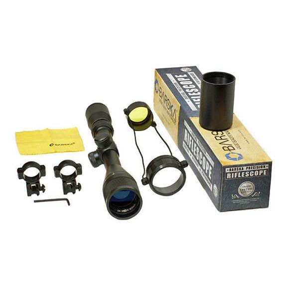 Прицел оптический Barska AirGun 3-12X40 AO (Mil-Dot) Full Set