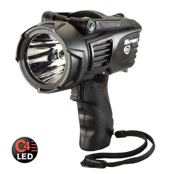 Фонарь Streamlight Waypoint 12V DC power cord Black