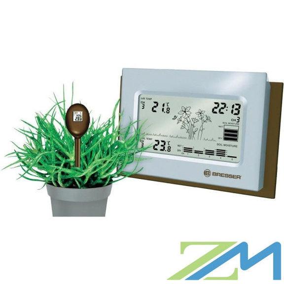 Метеостанция Bresser 7020200 для контроля полива растений