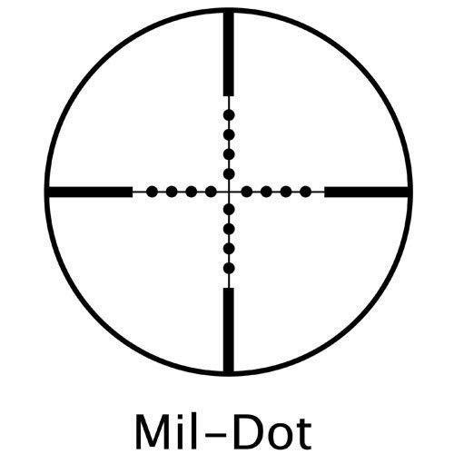 Прицел оптический Barska AirGun 2-7x32 AO (Mil-Dot)
