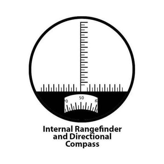 Бинокль Barska Deep Sea 7X50 WP Compass