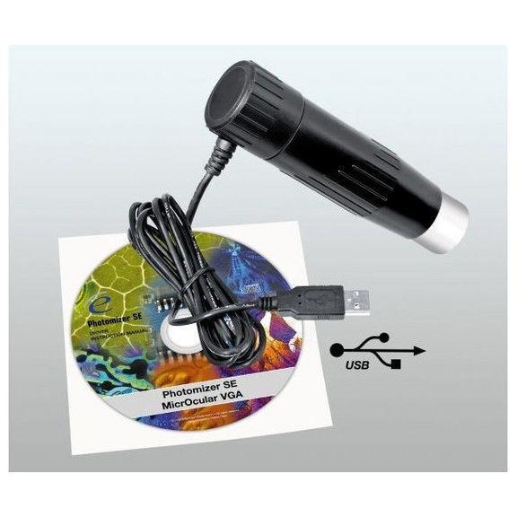 Окуляр для микроскопов Bresser PC VGA 640x480