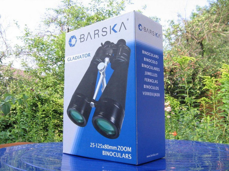 Бинокль Barska Gladiator 25-125x80 Zoom