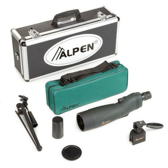 Подзорная труба Alpen 18-36x60 KIT Waterproof