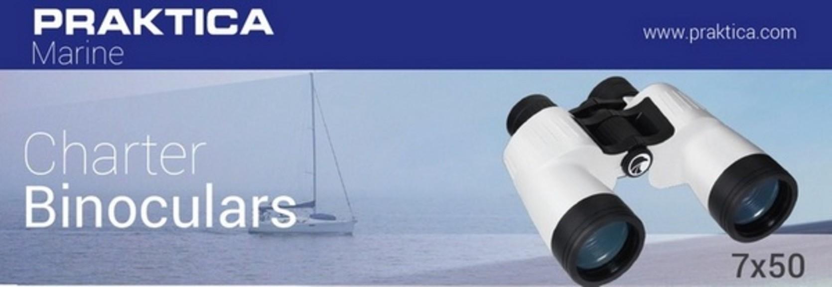 Бинокль Praktica Marine Charter 7x50