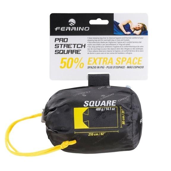 Вкладыш для спального мешка Ferrino Liner Pro Stretch SQ