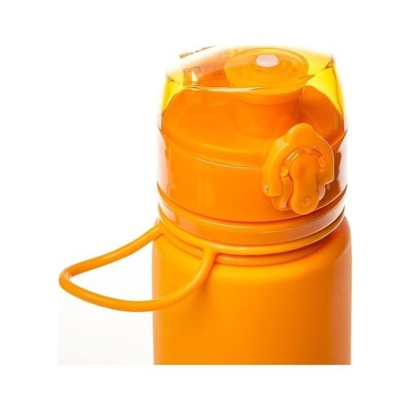 Бутылка силиконовая Tramp 500ml