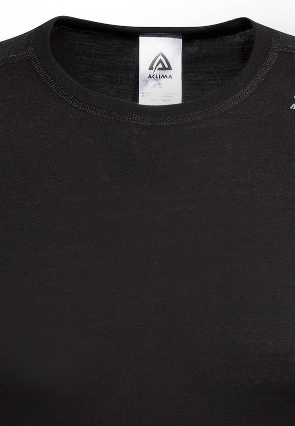 Термофутболка Aclima LightWool Shirt Crew Neck Wmn