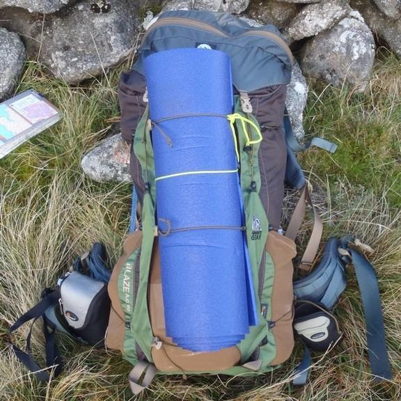 Рюкзак туристический Granite Gear Blaze AC 60/55 Ki Sh