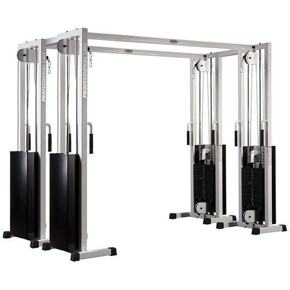 Блочная рамка спаренная ИнтерАтлетика Gym ST103.1