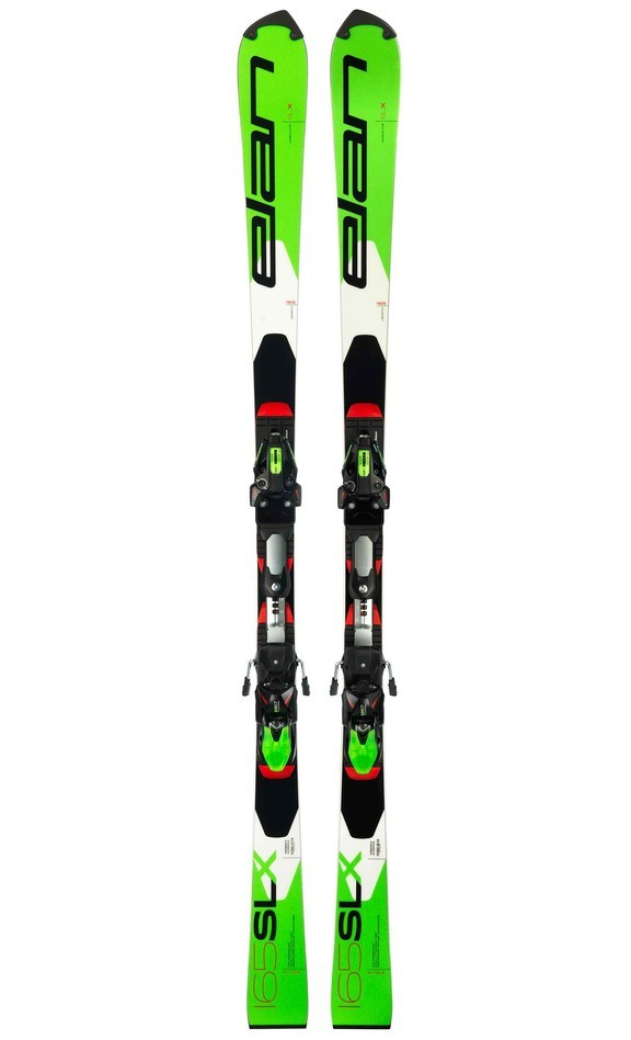 Горные лыжи Elan SLX World Cup Plate