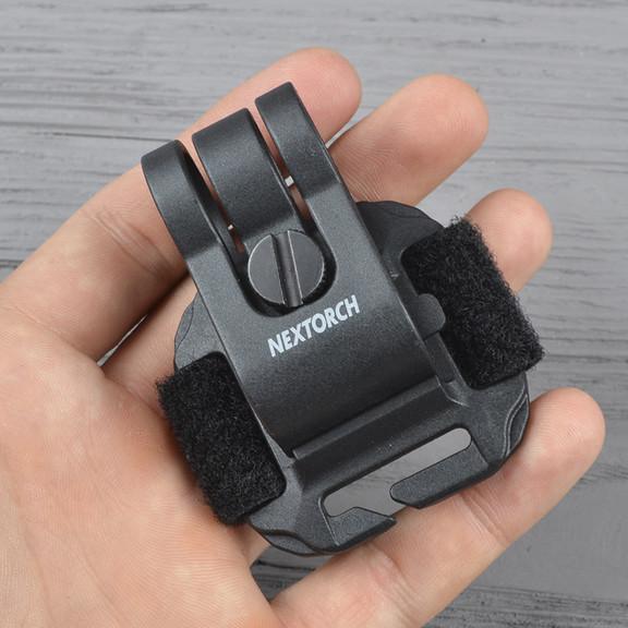Крепление тактическое универсальное Nextorch Glo-Toob Tactikal Kit (d: 20 мм)