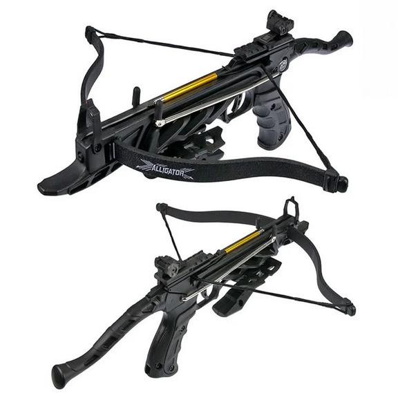 Арбалет пистолетного типа Man Kung TCS1 Alligator