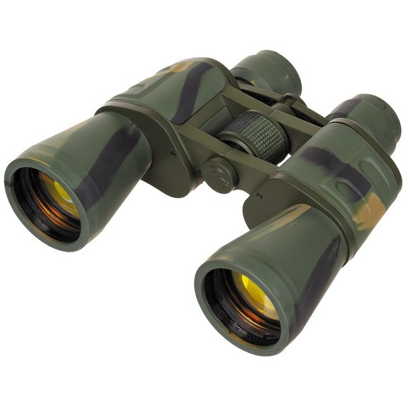 Бинокль MFH 10x50 Ruby lens