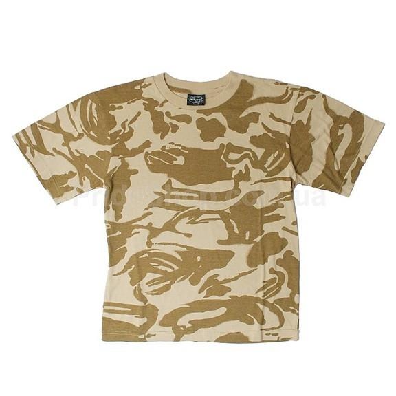 Камуфлированная футболка Mil-Tec T-Shirt Tarn Men