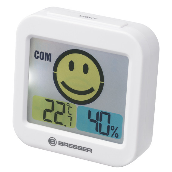 Термометр-гигрометр Bresser Temeo Smile