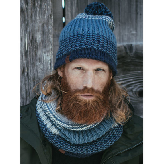 Шапка Buff Knitted & Polar Hat Borae