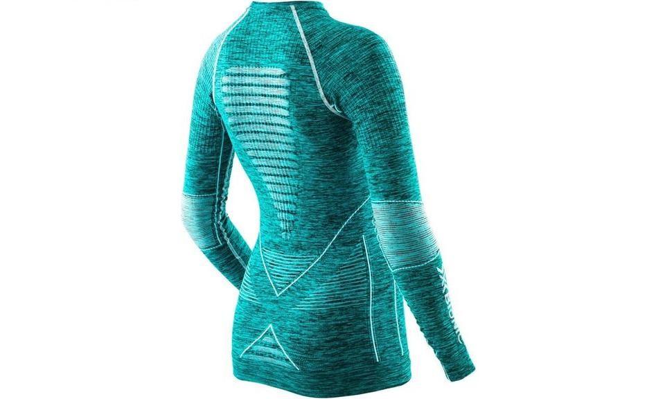 Термофутболка X-Bionic Energy Accumulator® EVO Melange Lady Shirt