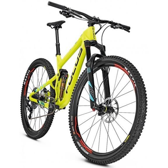 Велосипед двухподвес Focus Jam C Lite 12G 29