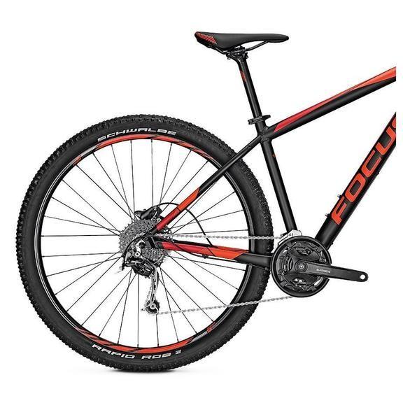 Велосипед горный Focus Whistler 3.7