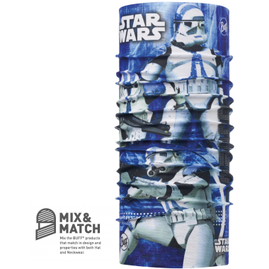 Бафф Buff Star Wars Junior Original clone blue