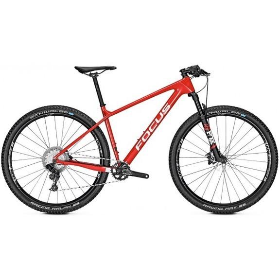 Велосипед горный Focus Raven 8.8