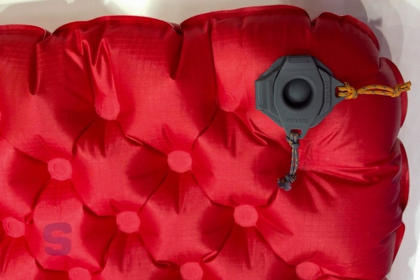 Надувной коврик Sea To Summit Comfort Plus Insulated Mat