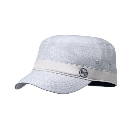 Кепка Buff Military Cap dharma silver grey
