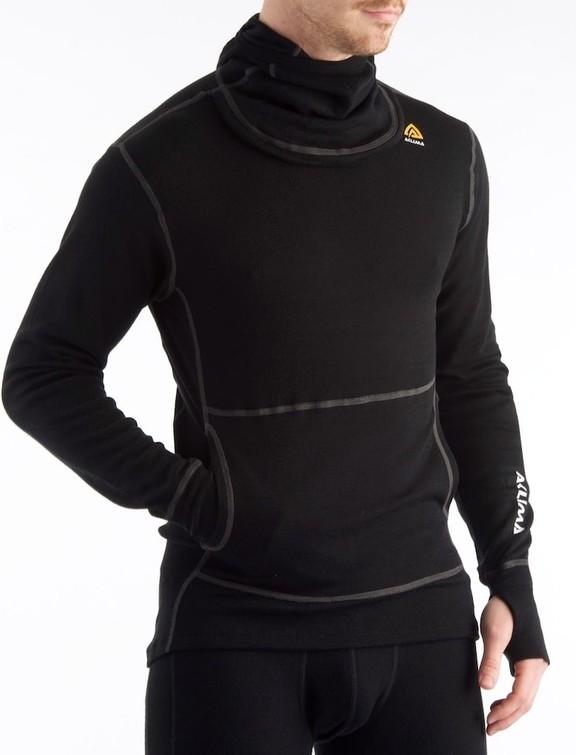 Термокофта Aclima WarmWool Hood Sweater Man
