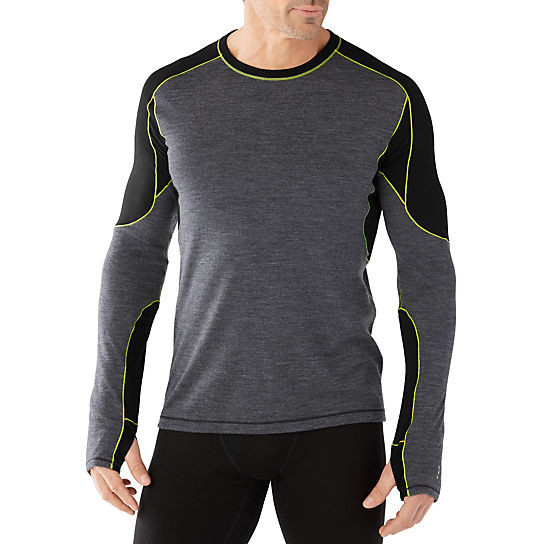 Термофутболка Smartwool Men PhD Light Long Sleeve