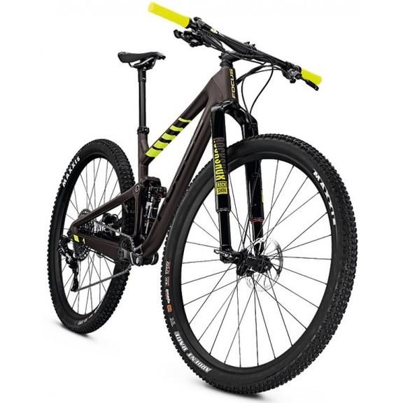 Велосипед двухподвес Focus O1E Factory 12G 29