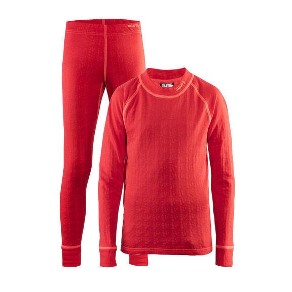Комплект термобелья Craft Nordic Wool Set Junior