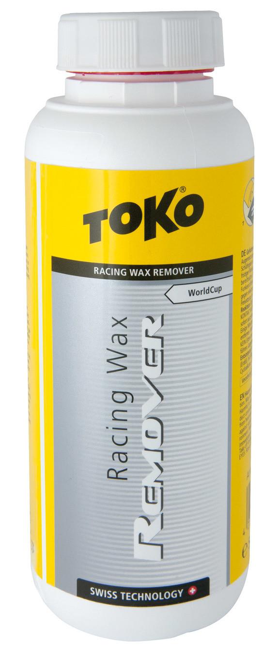 Жидкость для снятия воска Toko Racing Waxremover 500ml