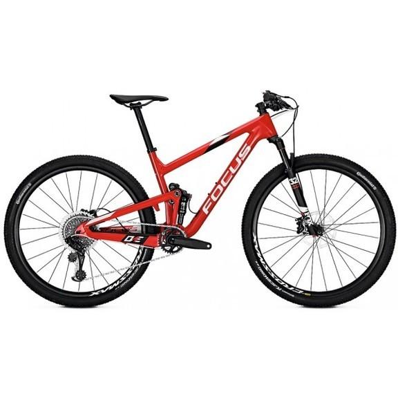 Велосипед двухподвес Focus O1E Pro 12G 29