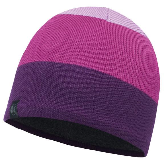 Шапка Buff Knitted & Polar Hat Dalarna Mardi Grape