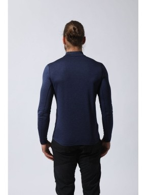 Футболка Montane Dart Zip-Neck T-Shirt