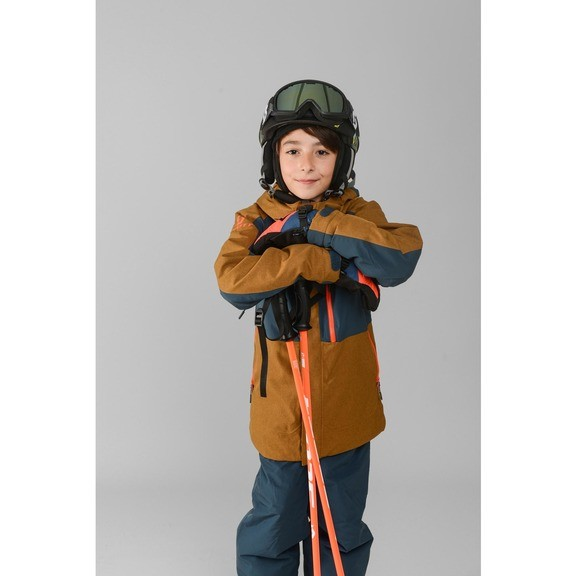 Штаны лыжные детские Scott Vertic Junior Pants