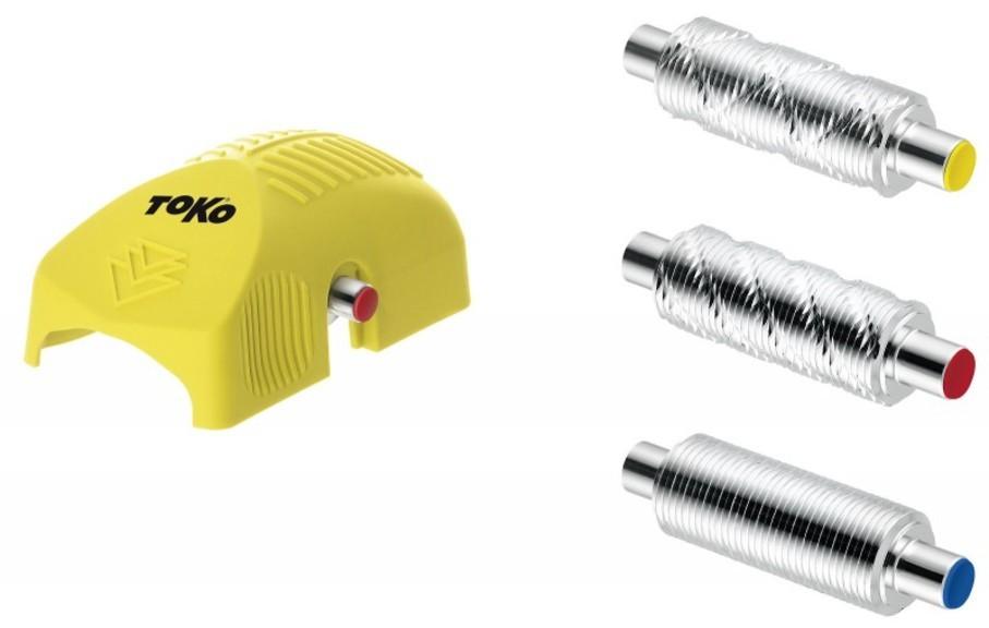 Инструмент для насечки Toko Structurite Roller red