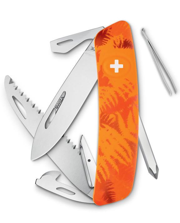 Нож Swiza C06 с 12 функциями