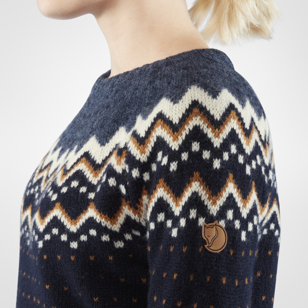 Свитер Fjallraven Ovik Knit Sweater W