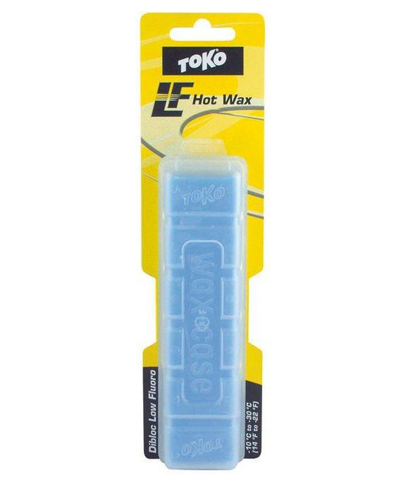 Воск Toko LF Dibloc blue 60g