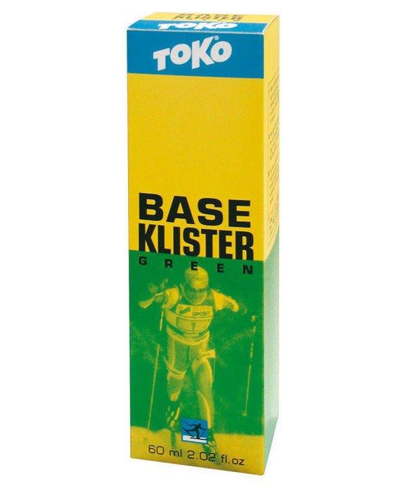 Клистер Toko Carbon Klister Base green 60ml