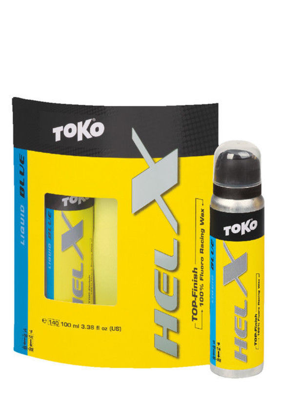 Воск Toko HelX blue 100ml