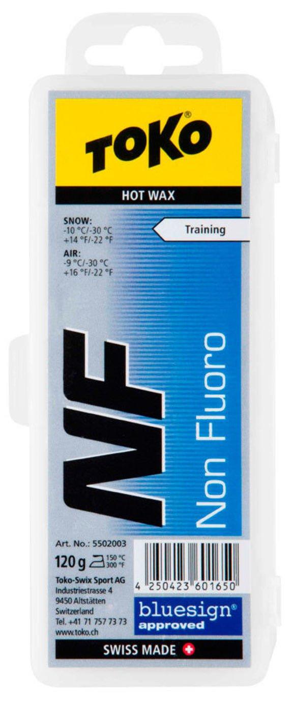 Воск Toko NF Hot Wax blue 120g